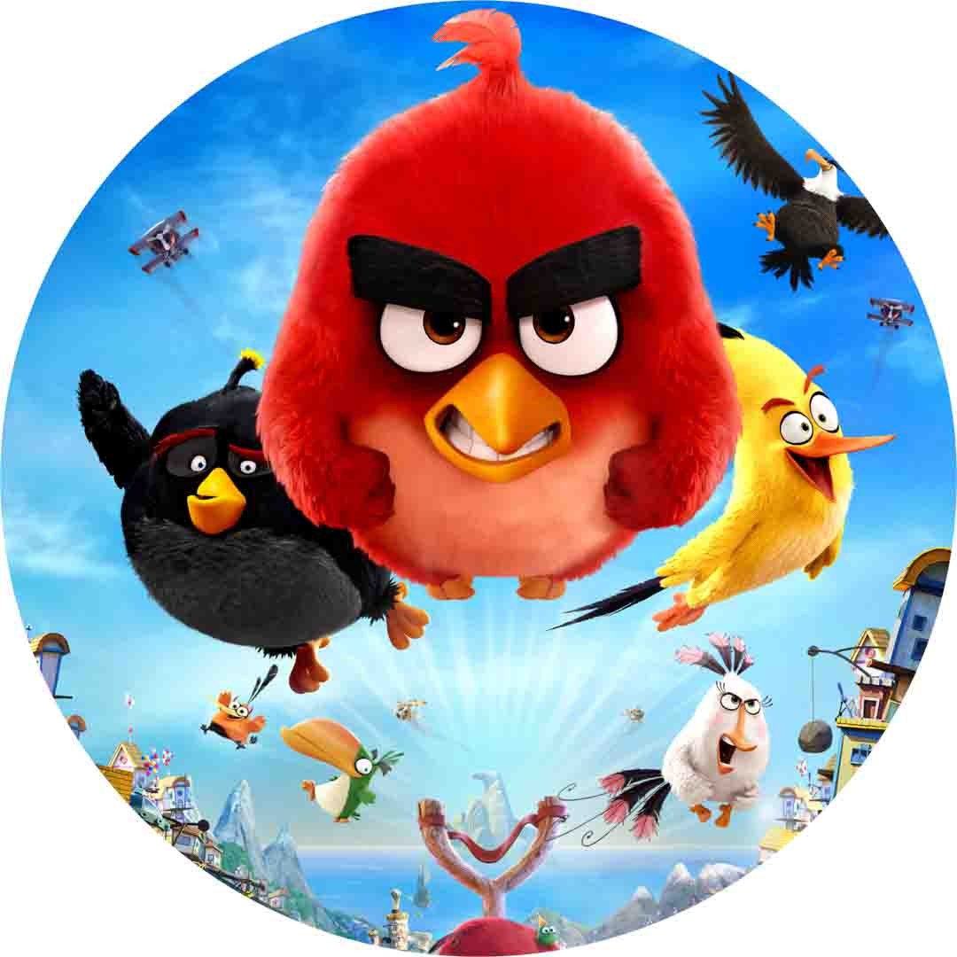 Angry birds - 37